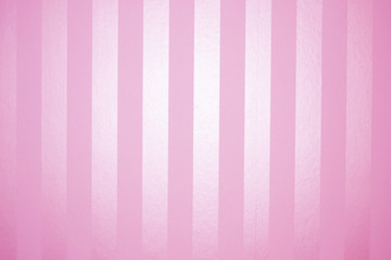 Baby pink satin striped background / wallpaper