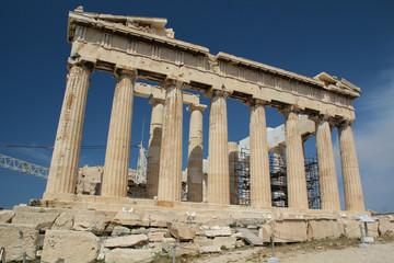 The Parthenon,  The Acropolis of Athens, Greece