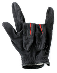 golf glove show love symbol