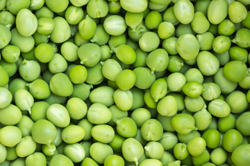 Green Peas background texture vegetable