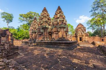 Banteay Srei castle, The most beautiful ancient castle