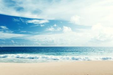 Fotomurales - tropical beach