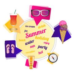 Summer theme