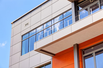 aluminum facade and alubond panels