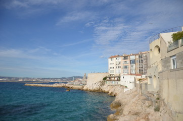 Anse de Malmousque, Marseille