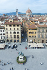 Fototapete - Florence, Italy