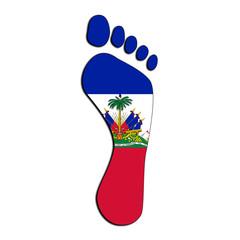 Haiti footprint