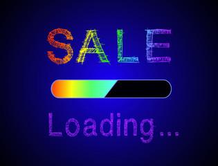sale loading