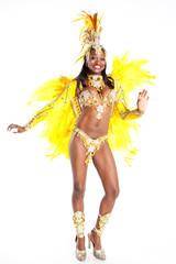 Brazilian Samba Dancer