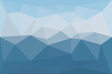 Triangle polygonal Background