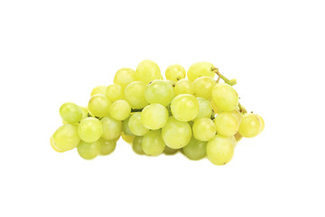 Ripe white grape.