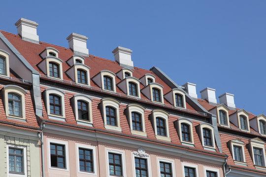 Stadthaus aus der Gründerzeit in Dresden