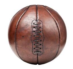 vintage basket ball