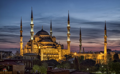 Blue Mosque,istanbul,turkey