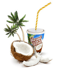 coconut beverage