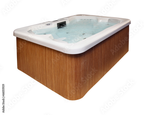 hot tub stockfotos und lizenzfreie bilder auf bild 66051939. Black Bedroom Furniture Sets. Home Design Ideas