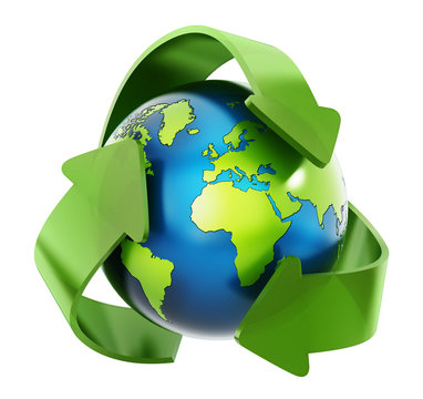 Recycling the Earth