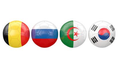 Coupe du monde groupe H