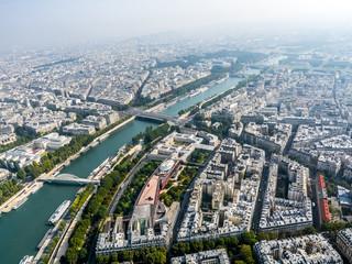 Panorama of Paris