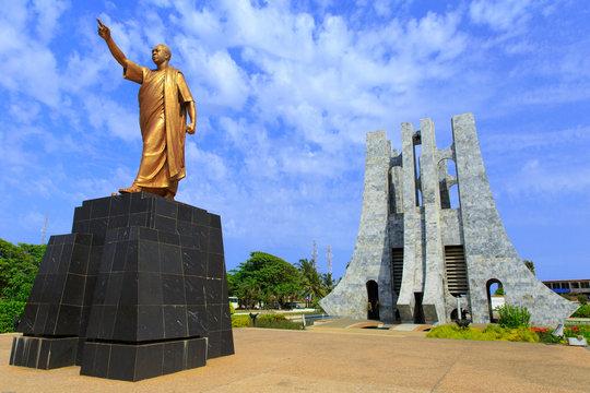 Kwame Nkrumah Memorial Park, Accra, Ghana