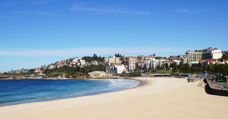 Bondi Beach in Sydney - Australien