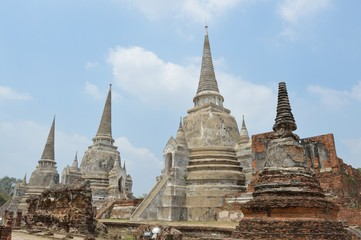 Historical heritage of Thailand