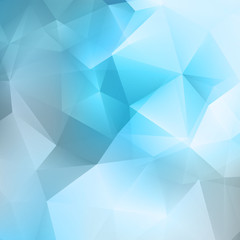 Abstract polygonal background. + EPS10