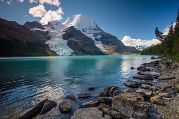 Foto auf Leinwand Kanada Mount Robson