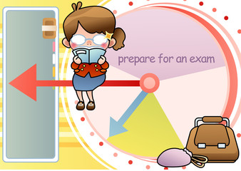 Illustration of education