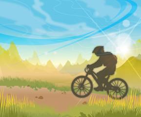 Illustration of leisure