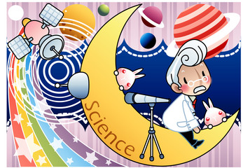 Illustration of science
