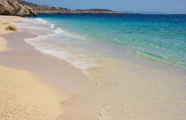 Turkey, kaputas beach