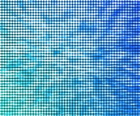 Blue Shimmer Background