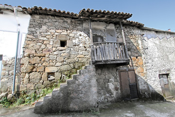 Wall Mural - Corral de La Garganta de Baños, Valle del Ambrioz, España