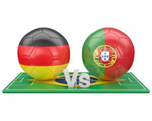 Match du Groupe G, coupe du monde 2014