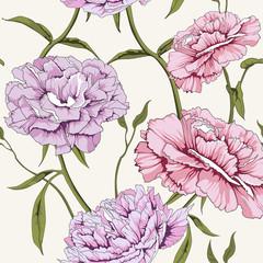 peony flower pink