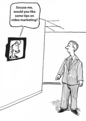 """""""...would you like some tips on video marketing?"""""""