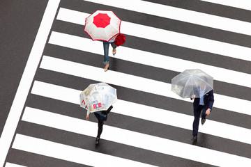 Fototapete - Tokyo Japan