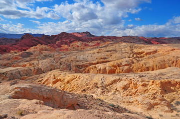 Red Rock Landscape, Southwest USA