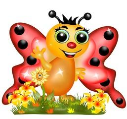 farfalla da favola
