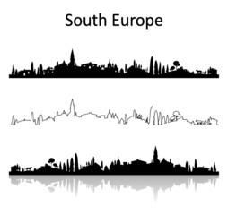 Skyline South Europe