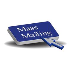 Mass mailing button