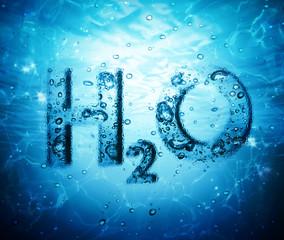 water formula