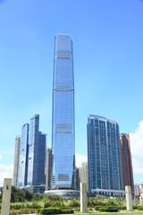 Kowloon's Skyline
