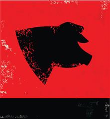 Pig symbol,vector
