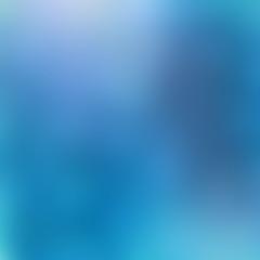 Blue light soft background
