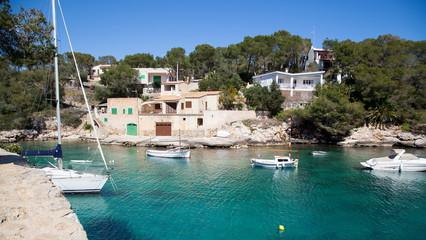 Mallorca Bucht von Cala Figueira
