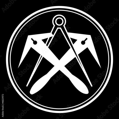 Dachdecker symbol  Dachdecker ~ Symbol ~ Zeichen ~ Emblem V2