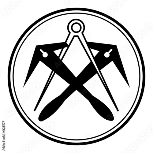 Dachdecker symbol  Hoch die Dachdeckerkunst - Dachdecker ~ Symbol ~ Zeichen ...