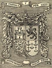 Columbus coat of arms